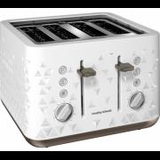 Toster Prism Morphy Richards Biały 248102