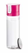 Butelka filtrująca Brita Fill & Go Vital 0,6 L różowa
