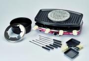 Urządzenie do raclette, fondue i grillowania Ariete 793