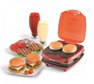 Urządzenie do hamburgerów Ariete 185