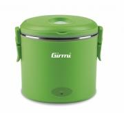 Elektryczny lunch box / pojemnik na żywność Girmi SC0103  zielony  NOWOŚĆ !
