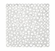 Mata łazienkowa Ring 53x53cm, biała Galicja