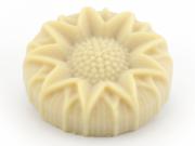 Mydło naturalne - delikatne z kozim mlekiem, Miodowa Mydlarnia