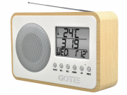 Radiobudzik elektroniczny GOTIE GRA-100S