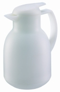 Dzbanek próżniowy Bolero 1,0 l satynowy biały Leifheit 28339