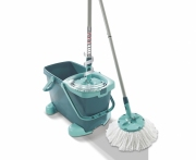 Zestaw Clean Twist Mop z kółkami Leifheit 52052