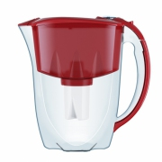 Dzbanek filtrujący Ideal 2,8l. czerwony Aquaphor