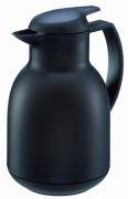 Dzbanek próżniowy Bolero 1,0 l satynowy czarny Leifhgeit 28338