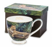 Kubek porcelanowy Tropical Colection 500 ml