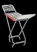 Suszarka stojąca pozioma Siena 200 Easy aluminium Leifheit 81158
