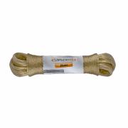 Linka, sznurek na pranie z rdzeniem stalowym 30 metrów Vespero