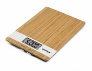 Elektroniczna waga kuchenna bambusowa G3Ferrari G20059