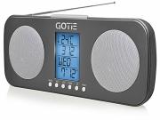 Radiobudzik elektroniczny GOTIE GRA-200C