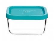 Szklany pojemnik na żywność 400 ml Bormioli Rocco Frigoverre 3P1052