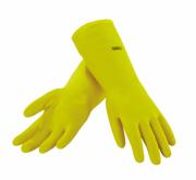 Rękawiczki gumowe z wyściółką - M Leifheit 40024