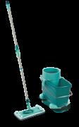 Zestaw Clean Twist System XL z kółkami Leifheit 52049