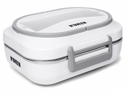Elektryczny lunch box / podgrzewacz żywności Grey