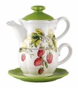 Komplet do herbaty 2x300 ml Florina Garden 2K0249
