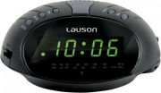 Radiobudzik Lauson RC124