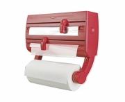 Podajnik folii i papieru Parat F2 czerwony Leifheit 25776