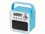 Radio przenośne MP3 USB Trevi DR 750 BT niebieskie