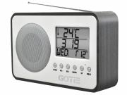 Radiobudzik elektroniczny GOTIE GRA-100H