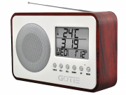 Radiobudzik elektroniczny GOTIE GRA-100M