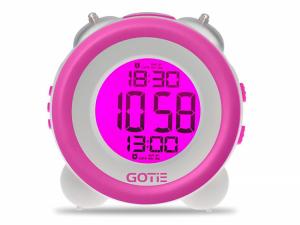 Budzik elektroniczny GOTIE GBE-200F