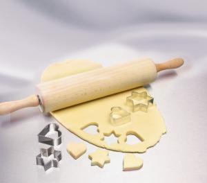 Drewniany wałek do ciasta Leifheit 3167