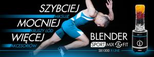 Blender SPORT MIX&FIT SB1000 X-LINE N'oveen