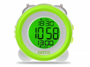 Budzik elektroniczny GOTIE GBE-200Z
