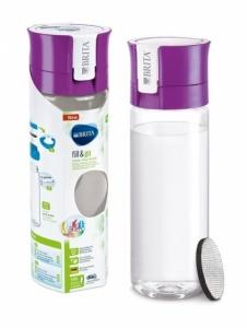 Butelka filtrująca Brita Fill & Go Vital 0,6 L fioletowa