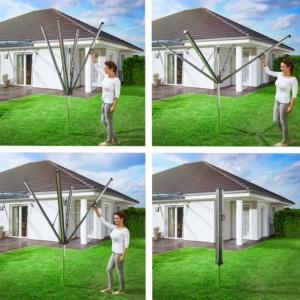 Suszarka ogrodowa Linomatic 600 Plus Leifheit 85277