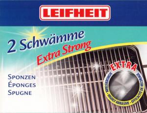 2 gąbki - extra strong Leifheit 40017