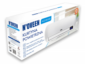 Kurtyna powietrzna N'oveen HC2100 LED
