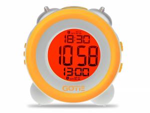 Budzik elektroniczny GOTIE GBE-200Y