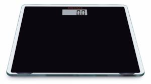 Ultra płaska waga łazienkowa Slim Design Black Soehnle 63559